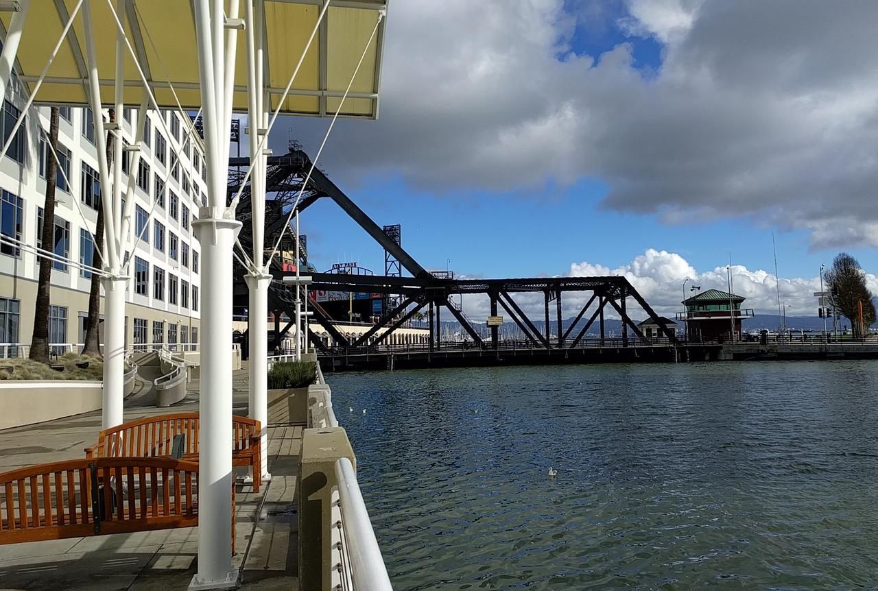 Bridges - public shore